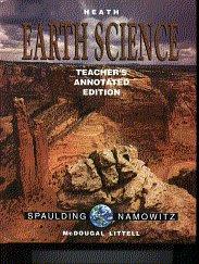 9780669261844: Heath Earth Science: Teacher's Annotated Edition