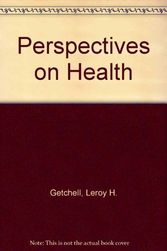 9780669264289: Perspectives on Health