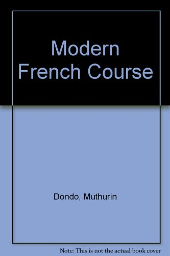 9780669271447: Modern French Course