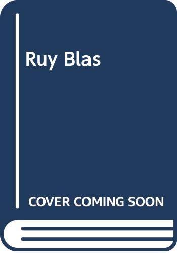 9780669277487: Ruy Blas