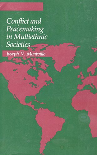 9780669281064: Conflict and Peacemaking in Multiethnic Societies