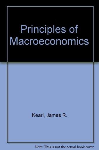 9780669289633: Principles of Macroeconomics