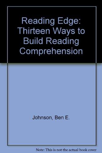 9780669297638: Reading Edge: Thirteen Ways to Build Reading Comprehension
