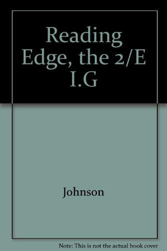 9780669297652: Reading Edge, the 2/E I.G