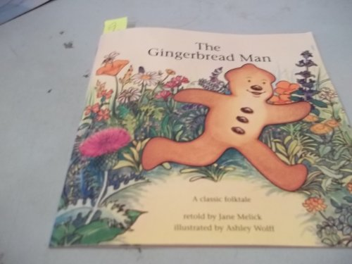 9780669302349: The gingerbread man: A classic folktale