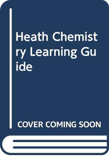 9780669303032: Heath Chemistry Learning Guide