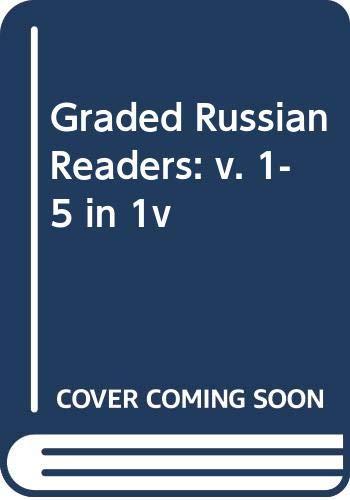 Graded Russian Readers: v. 1-5 in 1v: Bond & B