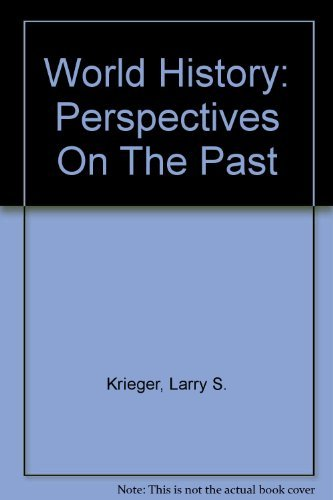 9780669308525: World History: Perspectives On The Past