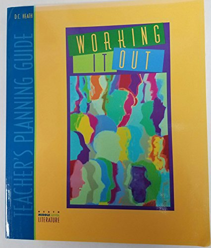 9780669320893: Working It Out: Theme Anthology (Heath Middle Level Literature)