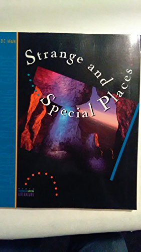 9780669321173: Strange and Special Places - Teacher's Planning Guide - Middle Level Literature (Heath Middle Level Literature)