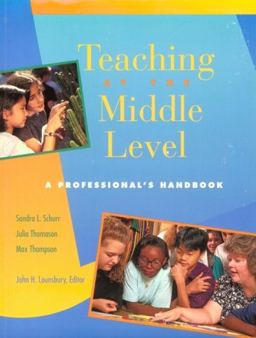 Teaching at the Middle Level a Professionals: Sandra Schurr, Julia