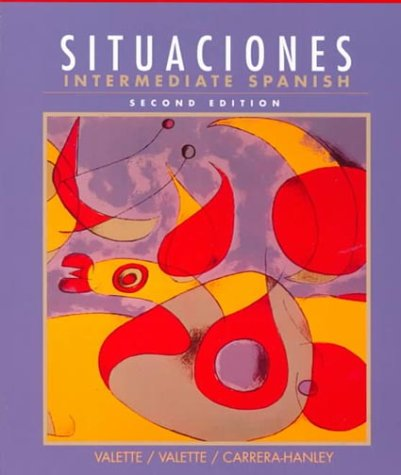 9780669322804: Situaciones: Intermediate Spanish (Spanish Edition)