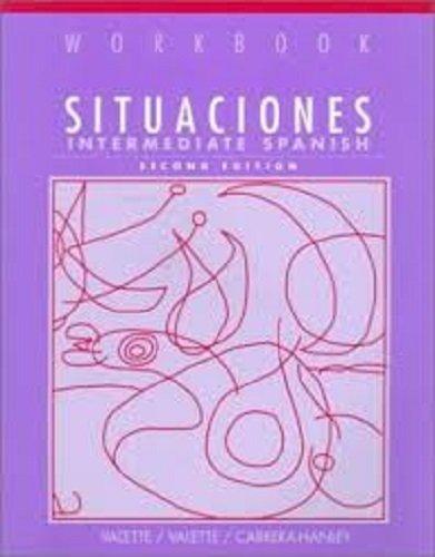 9780669322828: McDougal Littell Spanish for Mastery: Situaciones Workbook Level 3 (Spanish Edition)