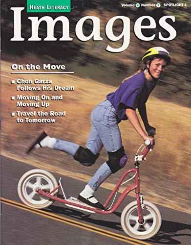9780669323306: Spotlight 1: On the Move Images Theme Book 7 (Heath Literacy)