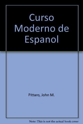 9780669325089: Curso Moderno De Espanol