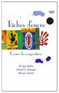 9780669327076: Taches D'Encre: Cours De Composition (French Edition)