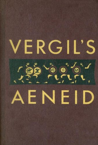 9780669333404: Vergil's Aeneid: Books I-VI