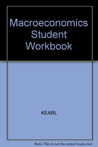 9780669334555: Macroeconomics Student Workbook