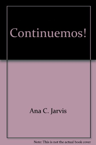 Continuemos!: Ana C. Jarvis