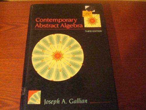 9780669339079: Contemporary Abstract Algebra