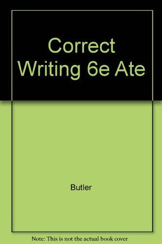 9780669340747: Correct writing