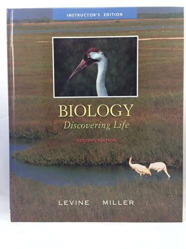 9780669340754: Biology: Discovering Life IE 2/E