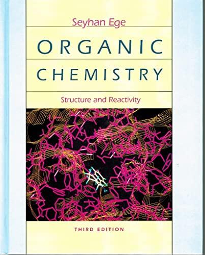 9780669341614: Organic Chemistry