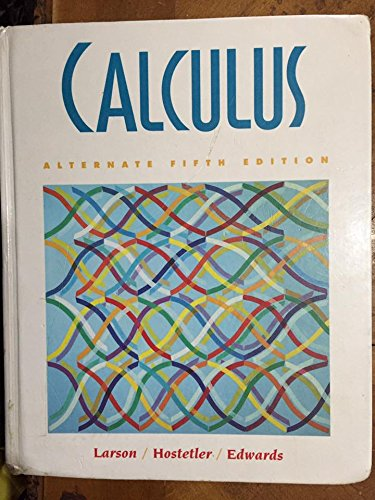 9780669342277: Calculus with Analytic Geometry