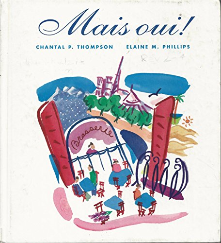 9780669349580: Mais Oui! (Text Only) - Chantal P. Thompson - Hardcover -
