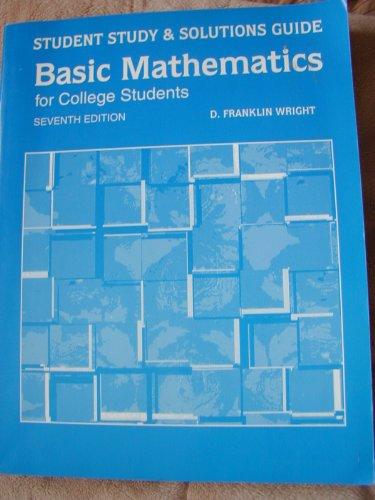9780669352863: Basic Mathematics for College Students