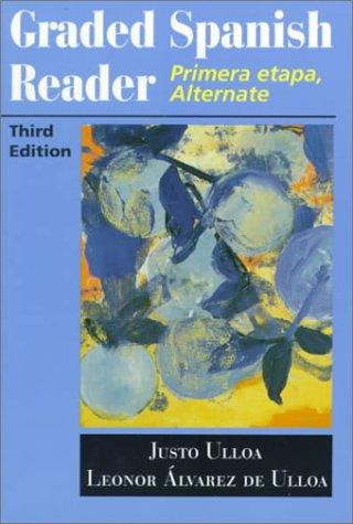 9780669353914: Graded Spanish Reader: Primera Etapa, Alternate