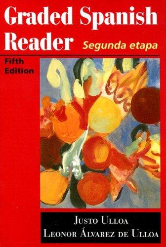 9780669353921: Graded Spanish Reader: Segunda etapa (World Languages)
