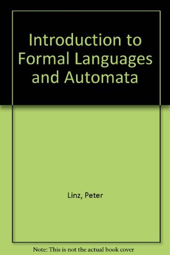 9780669354034: An Introduction to Formal Languages and Automata