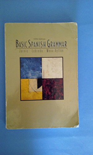9780669354515: Basic Spanish Grammar