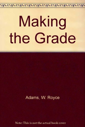 9780669355093: Making the Grade