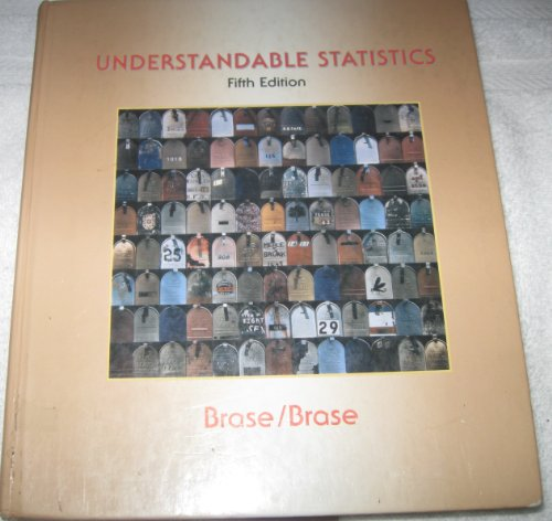 9780669355130: Understandable Statistics: Concepts and Methods