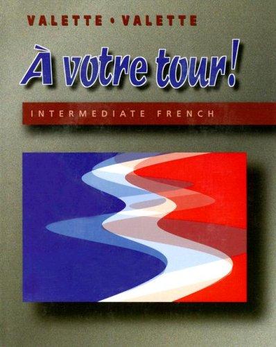 9780669355574: A Votre Tour