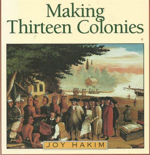 Making Thirteen Colonies, Book 2