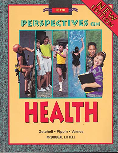 9780669384062: Perspectives on Health