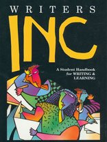 9780669388121: Writers Inc: A Student Handbook for Writing & Learning