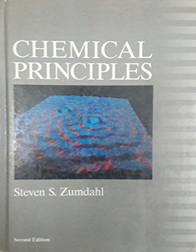 9780669393217: Chemical Principles