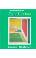 9780669396157: Intermediate Algebra