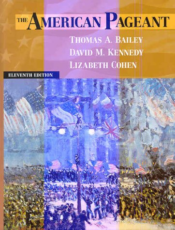 9780669397284: American Pageant: A History of the Republic