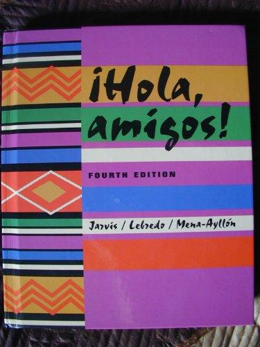 9780669397383: Hola, Amigos!