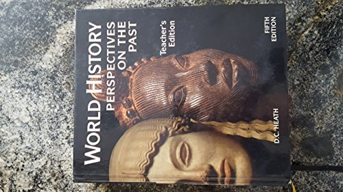 9780669405347: World History: Perspectives on the Past, Teacher's Edition