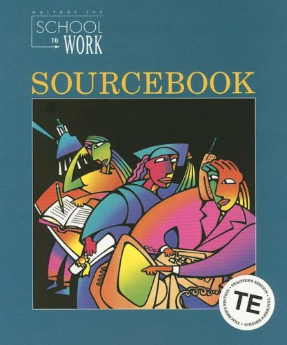 9780669408799: Great Source School to Work: Sourcebook Teacher's Edition Grade 12 1996 (Write Source 2000 Revision)