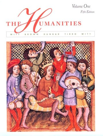 9780669416572: The Humanities : Cultural Roots and Continuities