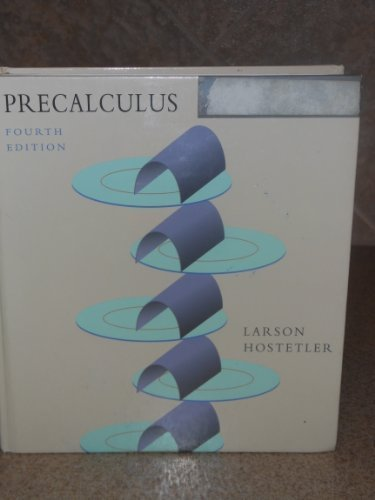 9780669417425: Precalculus: Instructor's Annotated Edition