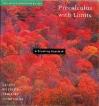 9780669417593: Interactive Precalculus with Limits : A Graphing Approach, Teacher's Edition