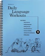 Writers Inc Daily Language Workouts: A Daily Langauge and Writing Program for Grade 9, Featuring ...